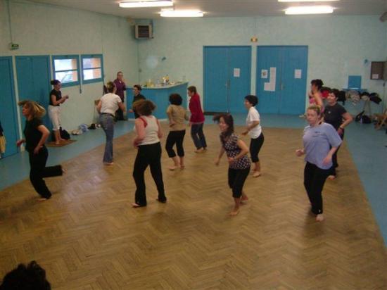 Stage de Danse Africaine
