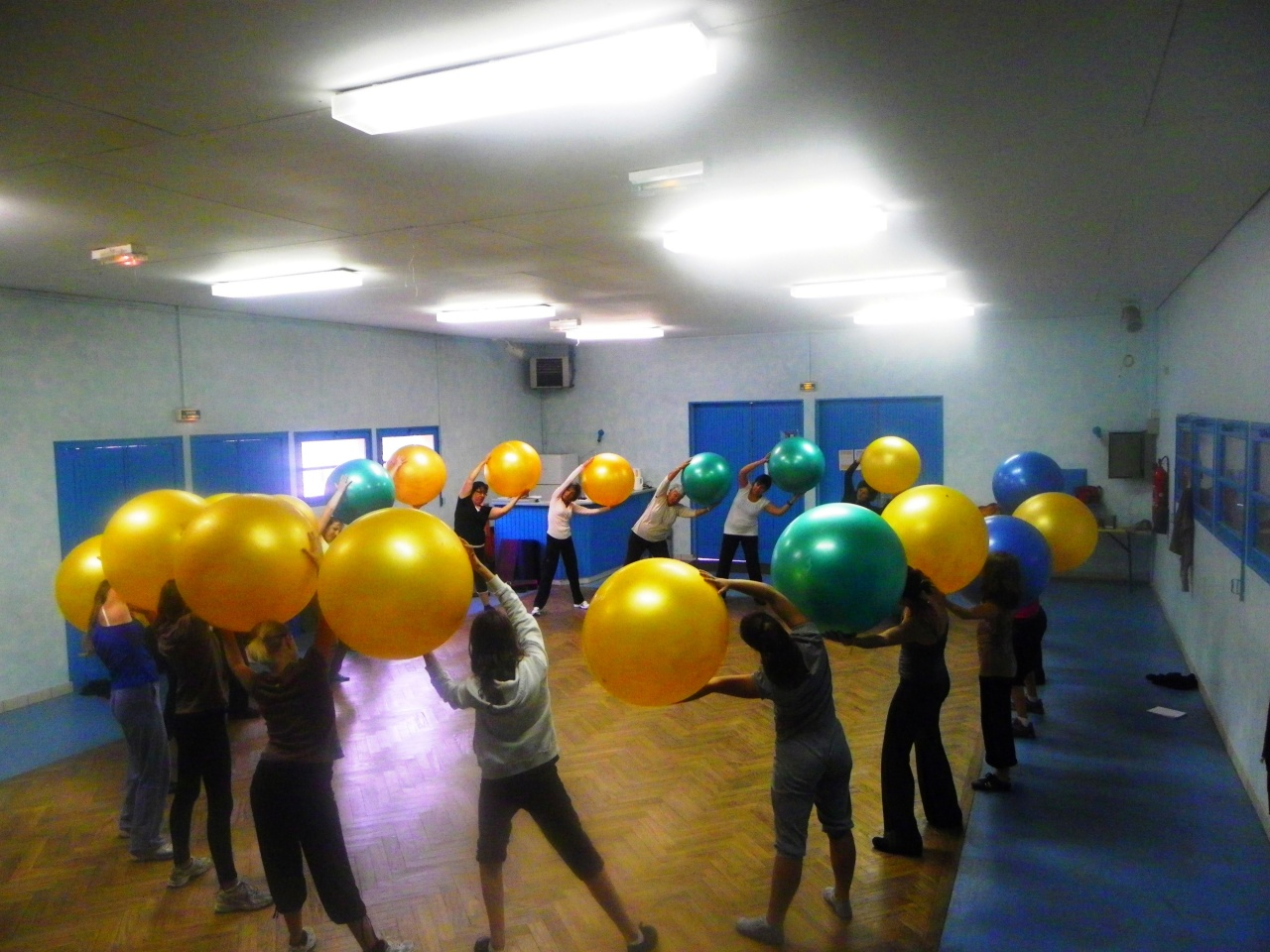 Stage Fit-Ball