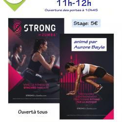Stage Découverte Stron et Zumba