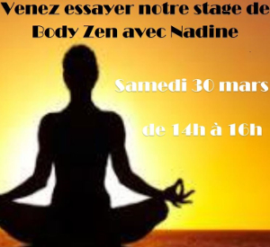 Stage Body Zen